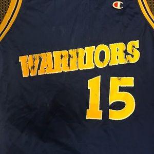 Champion Shirts - Latrell Sprewell Golden State Warriors Jersey 2f1c530f0